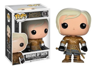 Funko Pop! Brienne Of Tarth #13 Got Jugueteria El Pehuen