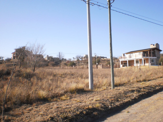Bº Lomas Del Rey Lote De 769 M2. C/frente Por Dos Calles