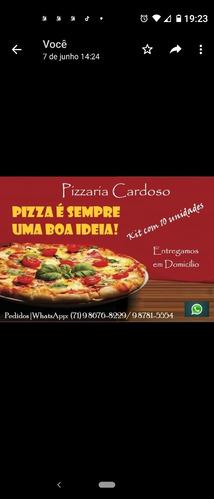 Imagem 1 de 1 de Kit De Pizza