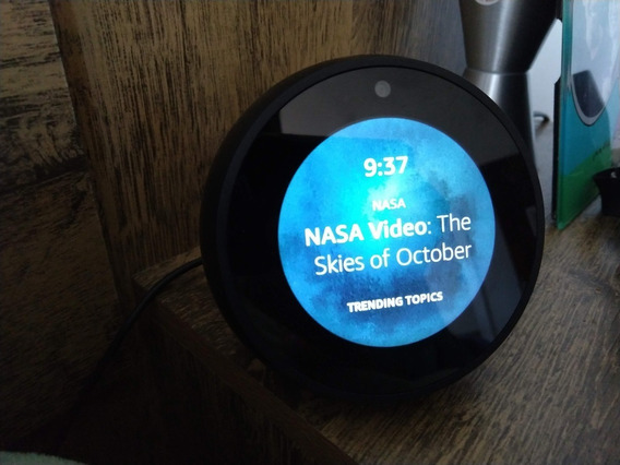 Amazon Echo Spot - Alexa