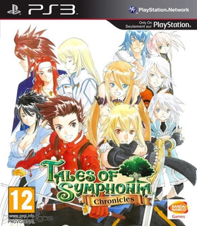 Tales Of Symphonia Chronicles ( Ps3 )