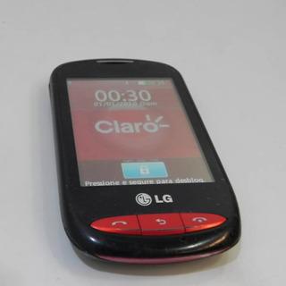 Lg Cookie T310 Bluetooth 2.8 Câmera 2.0mp - Usado