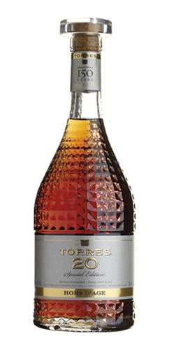 Brandy Torres 20 Edición Especial De 700ml.