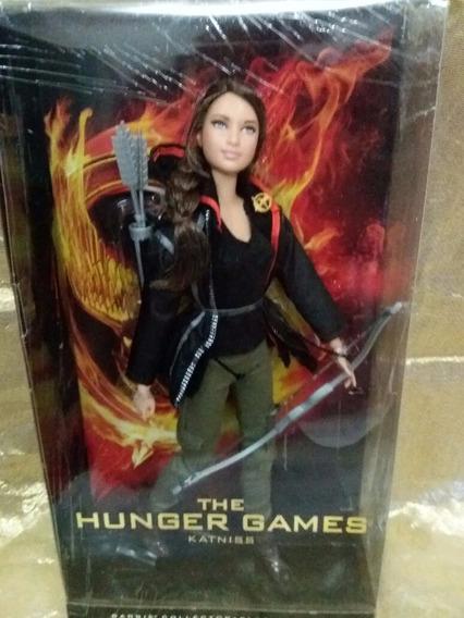 Barbie The Hunger Games Katniss Nrfb