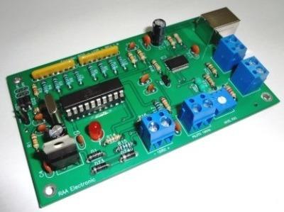 Encoder Rds - Usb - Gerador Caracteres P/ Rádios Fm