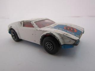 Escala /164 Matchbox Tomaso Pantera 1975 Lesney Jorgetrens