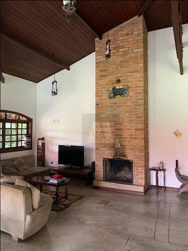 Casa Plana Em Condominio Com Infraestrutura Completa - Ch0004