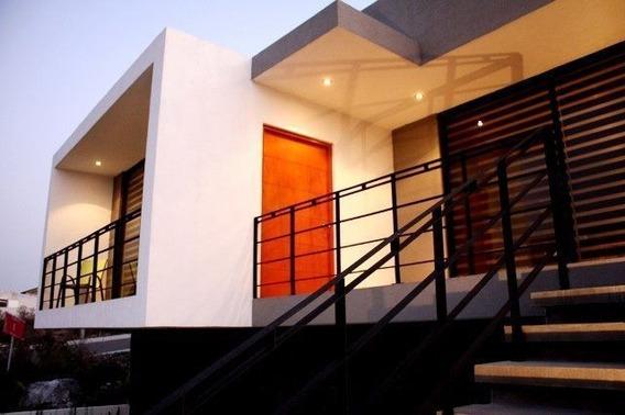 Hermosa Casa Tipo Loft En Zibatá, Gran Jardín, Una Planta, 2 Recamaras, Ganala