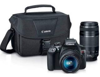 Camara Canon Eos Rebel T6 - Kit