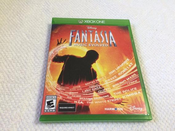 Fantasia Music Evolved - Novo (nunca Usado)