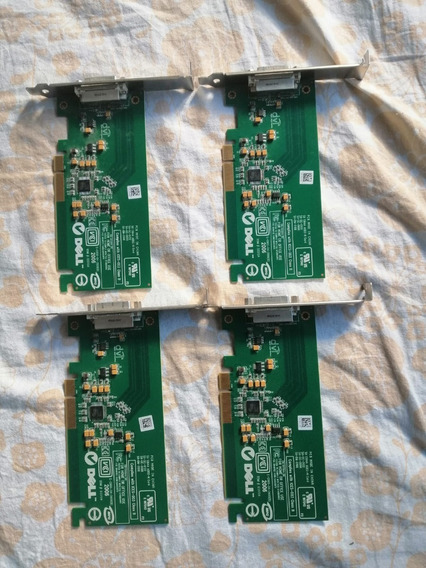 Kit De 4 Placa De Vídeo Dell Sil 1364a Add - N Card Pci