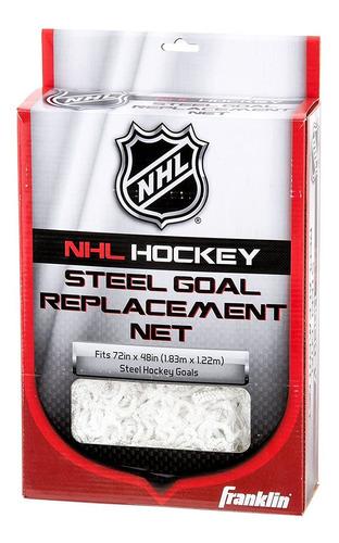 Franklin Sports Nhl Street Hockey Red De Reemplazo De Goles