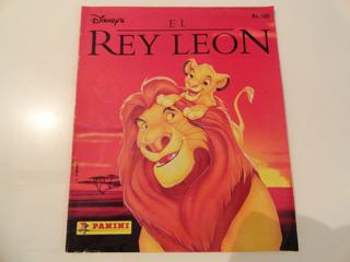 Album Panini El Rey Leon Completo