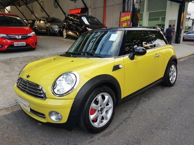 Mini Cooper Chilli 1.6 16v (aut.) Gasolina Automático