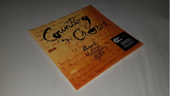 Counting Crows August And Everything After Lp Importado Novo
