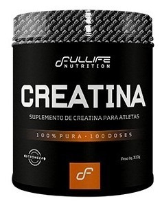 Combo Com 3 Unidades De Creatina 300g / Fullife Nutrition