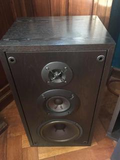 Parlantes Altec Lansing 95 / Made In Usa / Excelente Sonido