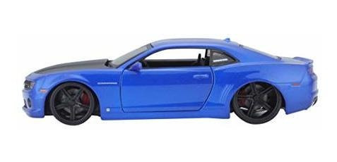 1:24 Escala All Star 2010 Chevrolet Camaro Ss Rs Diecast Ve