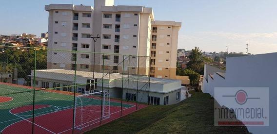 Apartamento Com 2 Dormitórios À Venda, 75 M² Por R$ 290.000 - Jardim Das Palmeiras - Boituva/sp - Ap0384