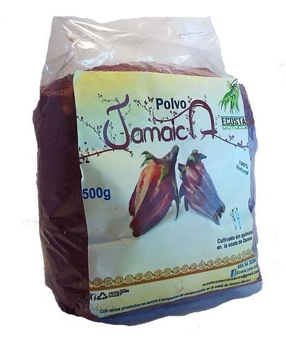 Polvo De Jamaica Criolla (un Kg)