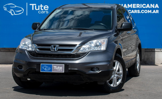 Honda Cr-v 2.4 Lx At 4wd Cristian
