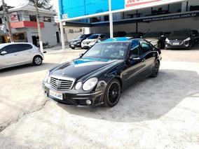 Mercedes Benz E63 Amg 6.3 V8 514cv 2007 Blindado Raridade