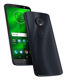Celular Motorola Moto G6 Xt1925-13 Dual Preto Indigo + Nf