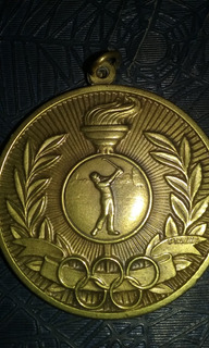 Medalla Golf Ccsp Categoria Torquinhos