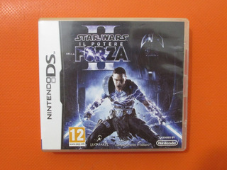 Star Wars The Force Unleashed Il Original Nintendo Ds