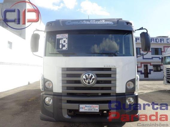 Volkswagen Vw 23230 Truck Ano 18/19 Completo Baixa Km