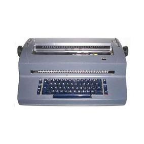 Máquina De Escrever Ibm 82 110v Reformada + 4 Esferas