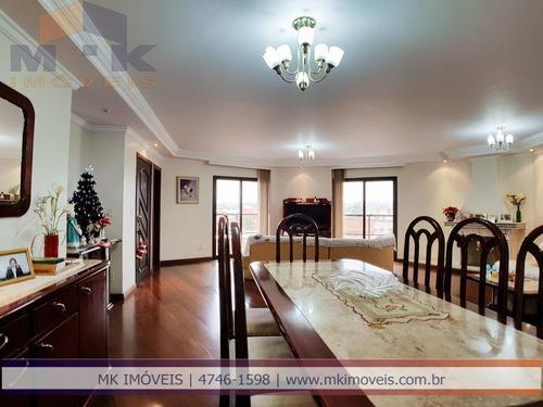 Apartamento 3 Dorm, No Centro De Suzano/sp - 683