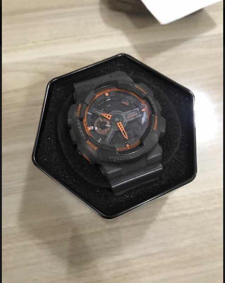 Relógio Casio G-shock Ga-110ts-1a4