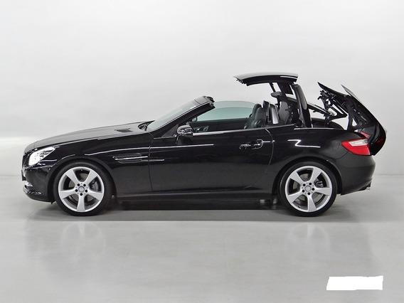 Mercedes Benz Slk 250 Preta 13/14
