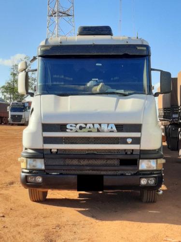 Scania 124 6x4  124 T 6x4