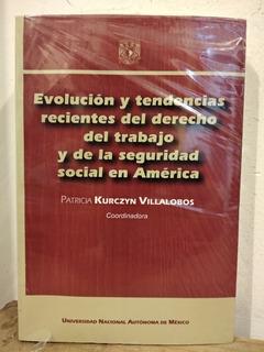 Evolución Y Tendencias Del Derecho Del Trabajo Kurczyn Villa