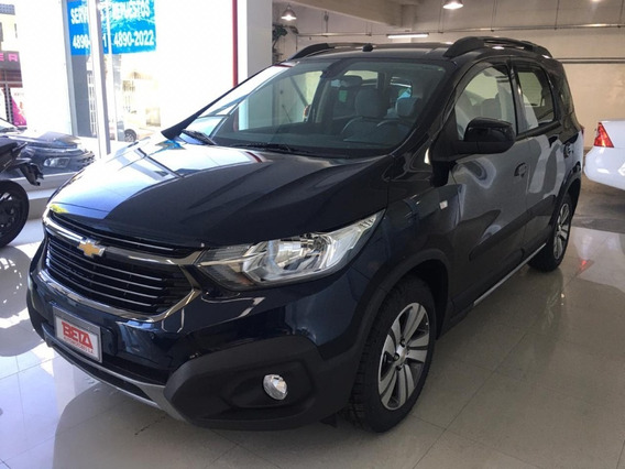 Chevrolet Spin Activ 1.8 N Ltz At (fd)