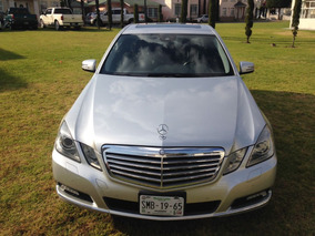 Mercedes Benz Clase E 3.5 350 Elegance Mt