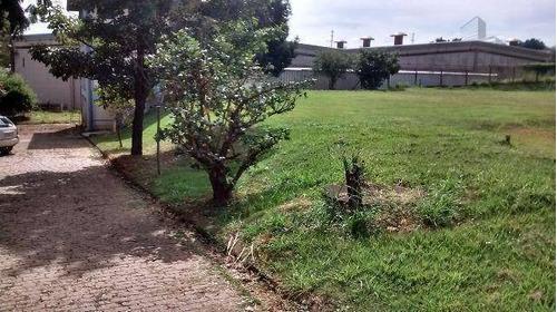 Terreno Santa Candida Industr., Comerc. Ou Resid.   À Venda/ Locação -  3.886 M²  - Campinas/sp. - Te3366