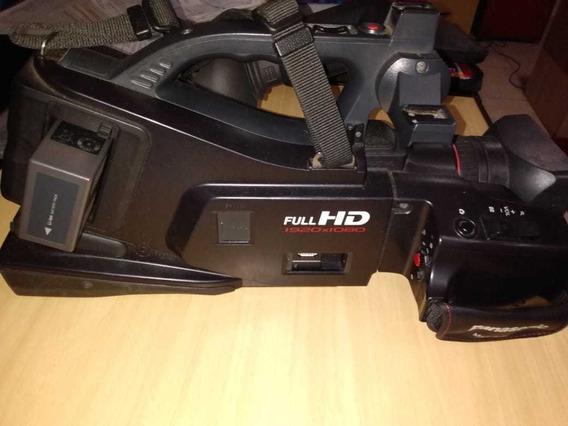 Câmera Filmadora, Panasonicmodelo Ag- Ac7