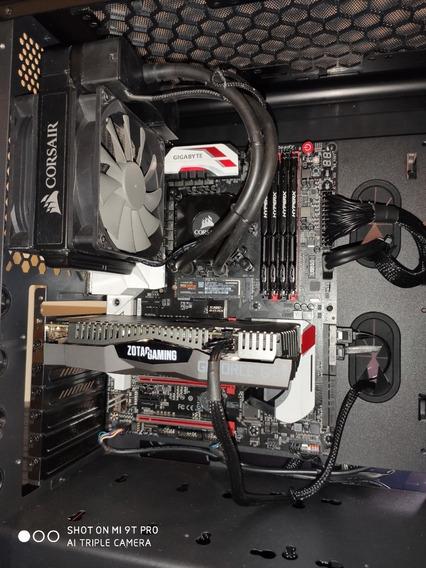 Computador Gamer Intel Gamemax Ultra Gtx