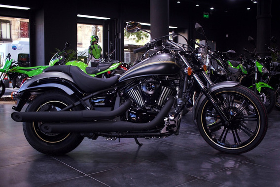 Kawasaki Vulcan 900 Custom 2020 Exclusivo Lidermoto