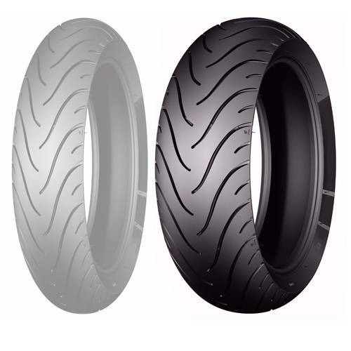 Pneu Michelin 160/60-17 Pilot Street Radial 69w Cb500 Xj6