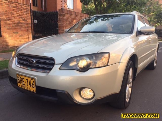 Subaru Outback 3.0 At