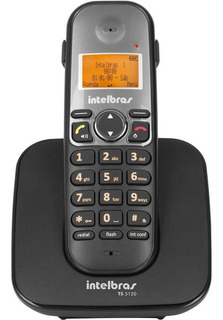 Telefone Fixo Intelbras Ts 5120 Identificador De Chamadas
