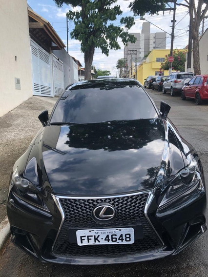 Lexus Is 2.5 F-sport Aut. 4p 2014