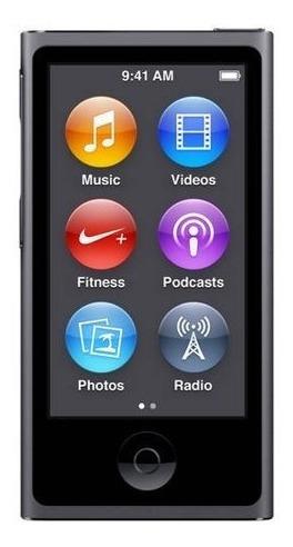 iPod Nano (7ª Geração) 16gb / Não Funciona / Sucata P/ Peças