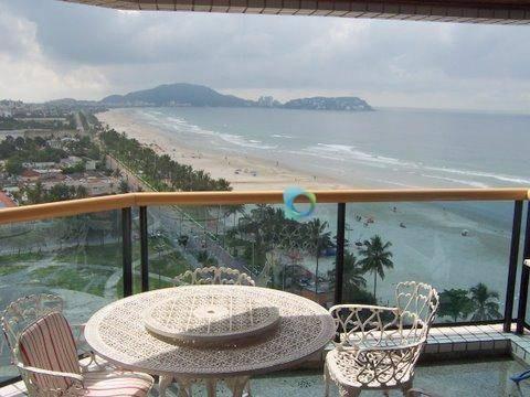 Apartamento Com 4 Dormitórios À Venda, 167 M² - Jardim Tejereba - Guarujá/sp - Ap2387