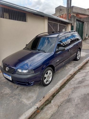 Volkswagen Parati 2003 1.8 Evidence 5p