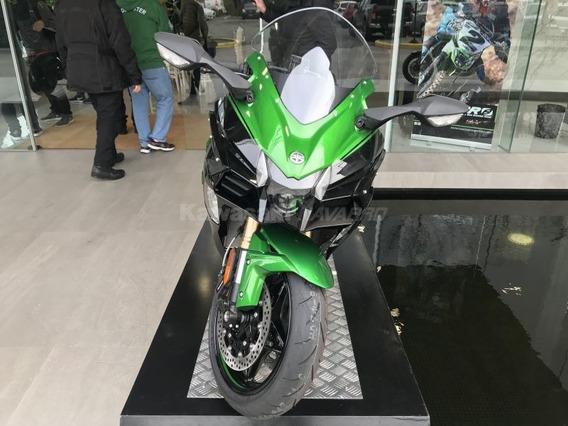 Kawasaki Ninja H2 Sx Se 0k 2019 Venta Exclusiva